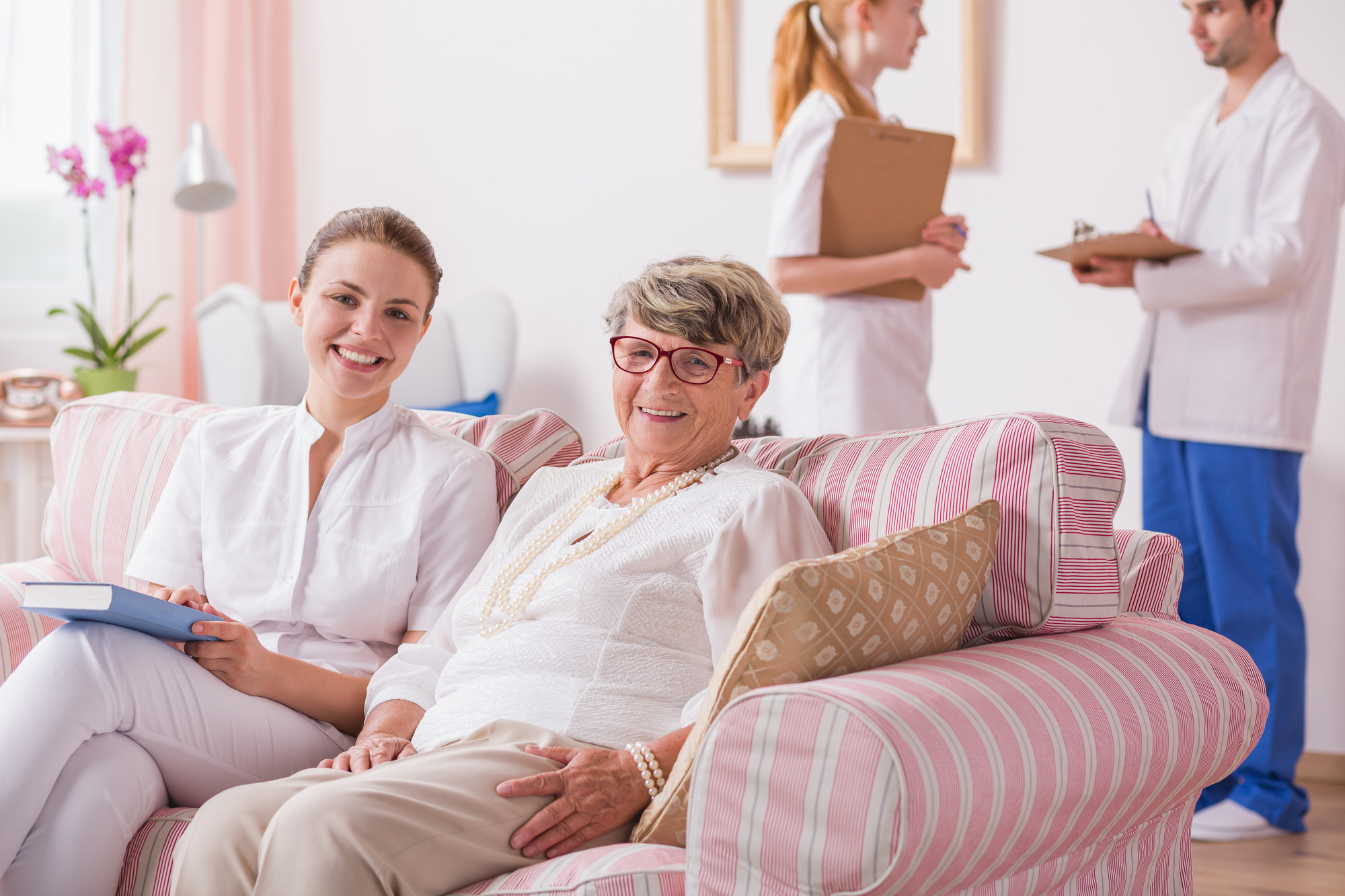 Franchise Senior Care Opportunity: How to Get Started